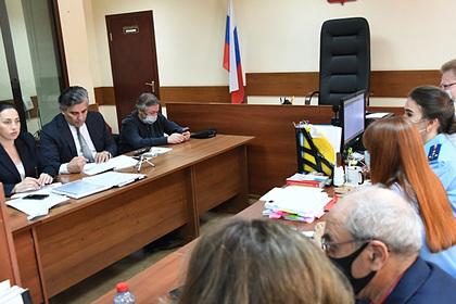 Суд допросит Ефремова по делу о смертельном ДТП