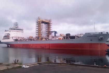 Россия создаст флот «плавучих бензоколонок»