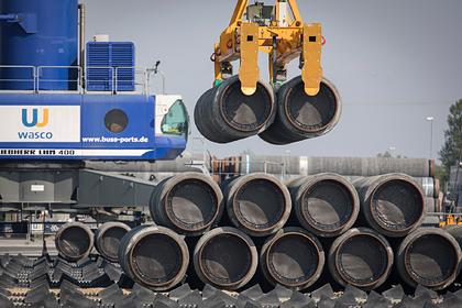 Германия пригрозила США пошлинами на газ из-за «Северного потока-2»