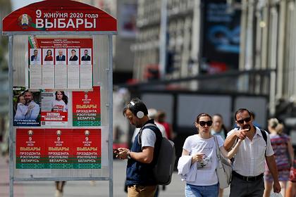 Германия, Франция и Польша призвали Белоруссию провести честные выборы