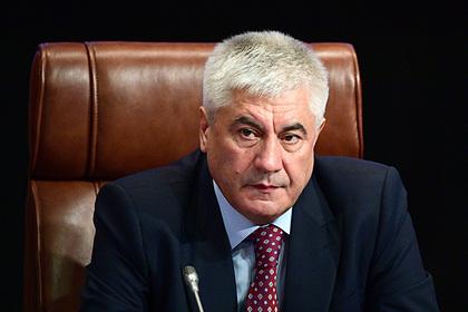 Главу МВД Колокольцева захотели вызвать в суд по делу Голунова