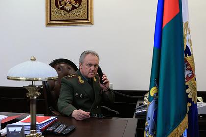 Против уволенного Путиным генерала отказались возбуждать дело о вымогательстве