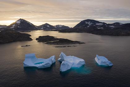 Ученые составят карту аномальных морских зон Арктики