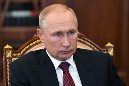 Путин обсудил с Совбезом ситуацию с «ближайшими соседями» России