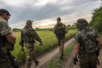 Украина начнет преследовать воевавших в Донбассе иностранцев