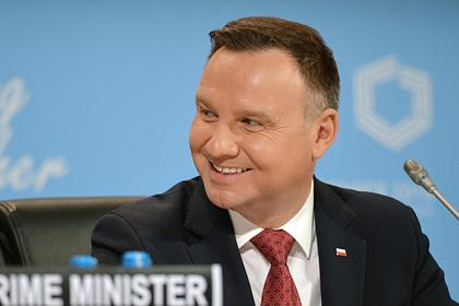Польша обещала помочь Украине вернуть Крым