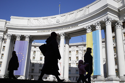 МИД Украины призвал Россию прекратить «оккупацию» грузинских территорий