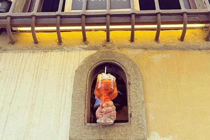 В Италии решили защититься от коронавируса методом времен эпидемии чумы