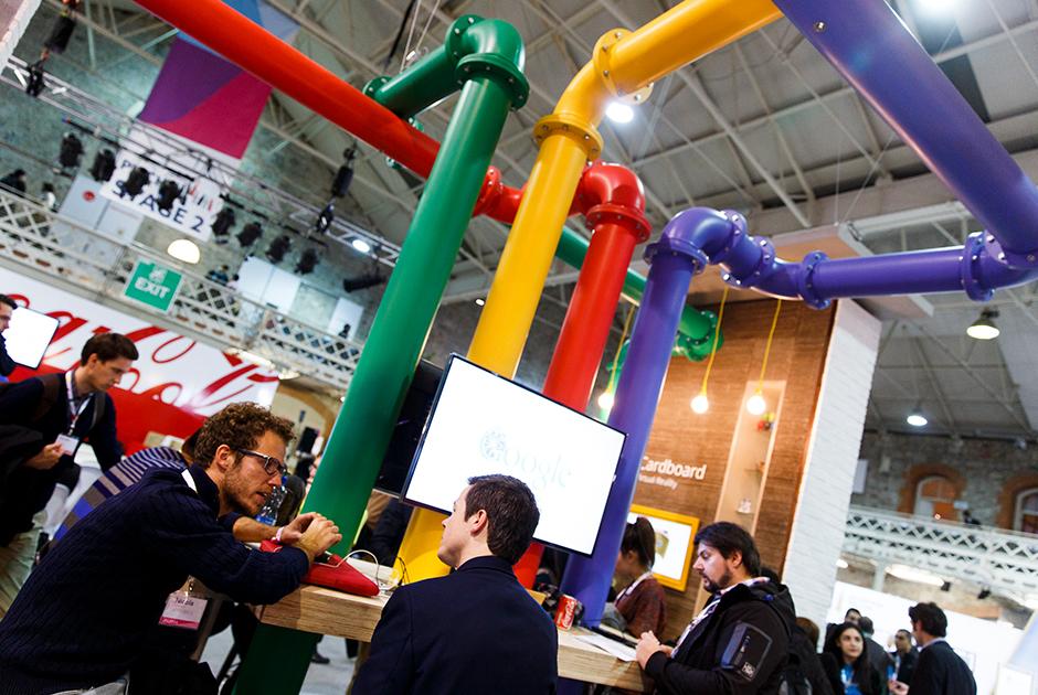 Европейский офис Google, расположенный в Ирландии — стране с льготными налоговыми условиями