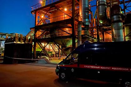 Двое рабочих насмерть задохнулись на российском заводе