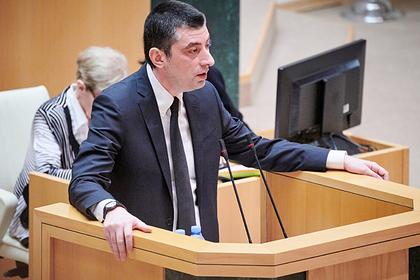 Грузия заявила о готовности вступить в НАТО