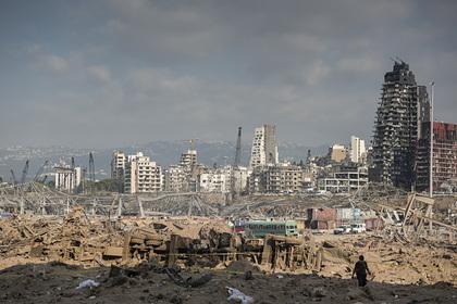 Турция захотела восстановить разрушенный порт в Бейруте