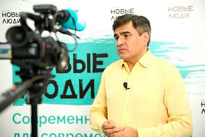 Алексей Нечаев стал новым председателем партии «Новые люди»