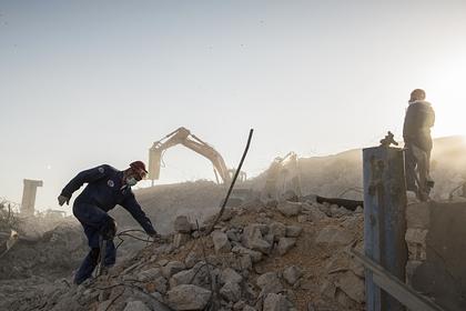 В Бейруте завершили поиск живых людей после взрыва