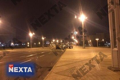 Протестующие белорусы кричали «Завтра! Завтра!» по пути домой
