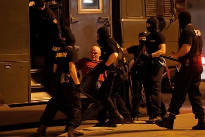 В Белоруссии пообещали наказать всех виновных в массовых беспорядках