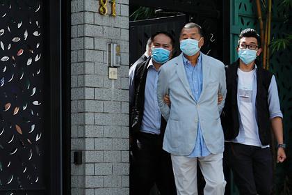 В Гонконге по новому китайскому закону задержали противников Китая