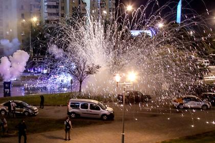 В Минске избили российских журналистов