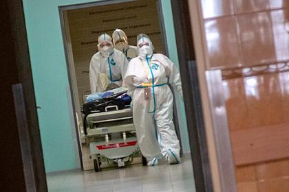 В России выявили 5118 новых случаев заражения коронавирусом