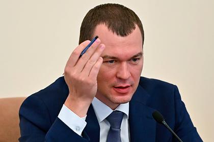 Дегтярев поручил начать ремонт краевой автодороги в этом году