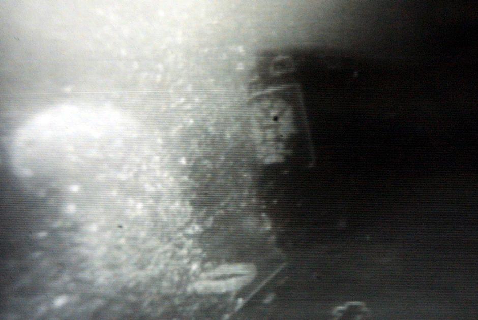 Операцию по подъему АПРК «Курск» со дна моря провели в октябре 2001 года
