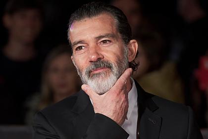 60-летний Антонио Бандерас заразился коронавирусом