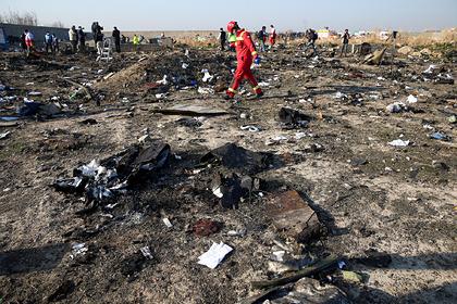 Иран отказался платить Украине за сбитый самолет