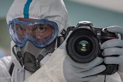 В Минске пропал российский фотожурналист
