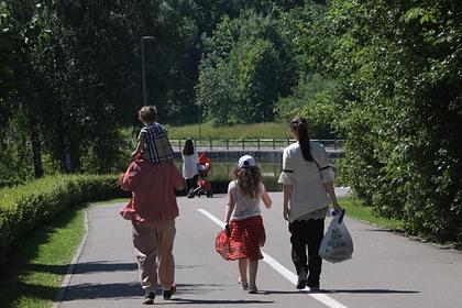 В России предложили увеличить пособия на детей из малоимущих семей