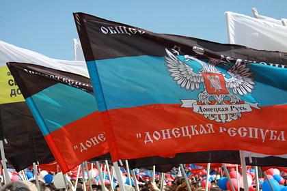 У жителей Донбасса появился «язык войны»