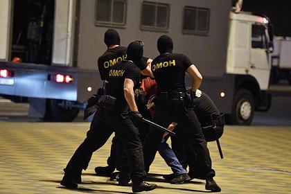 Евросоюз задумался о санкциях против «ответственных за насилие» в Белоруссии
