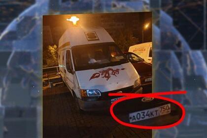 Белорусские силовики приняли машину съемочной группы за склад террористов