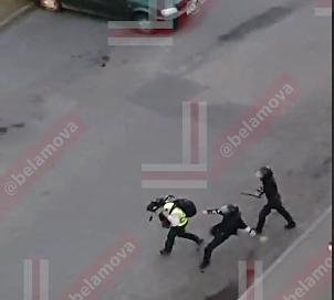 Белорусские силовики начали нападать на журналистов