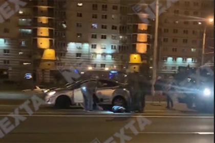 Белорусские гаишники начали избивать водителей ногами