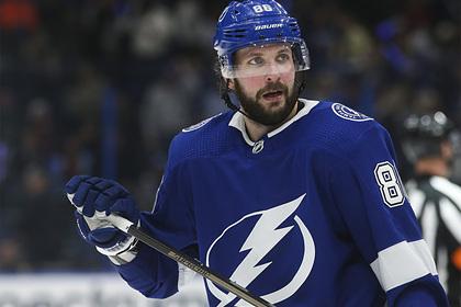 В США осудили поведение российского игрока НХЛ и назвали его подлецом