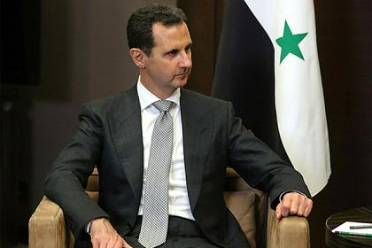 Асад прервал речь в парламенте из-за плохого самочувствия