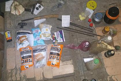 В Могилеве задержали белоруса с оружием и взрывным устройством