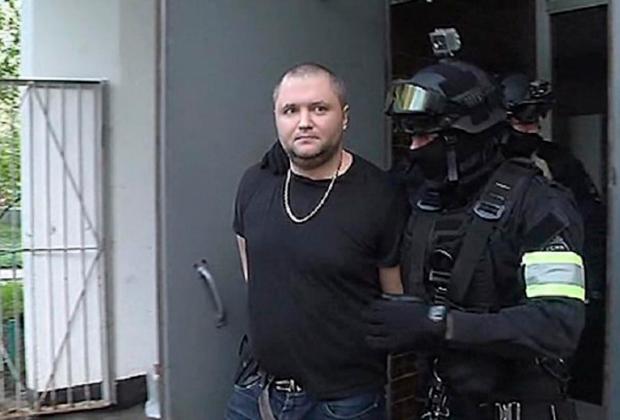 Владимир Воронцов после задержания