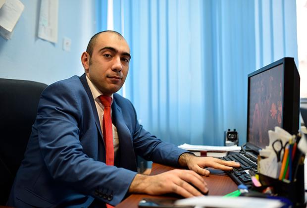 Расим Курбанов