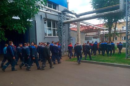 БелАЗ вышел на забастовку