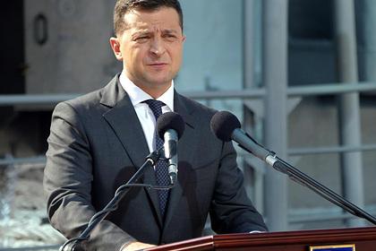 Зеленский захотел продолжать переговоры по Донбассу в Минске