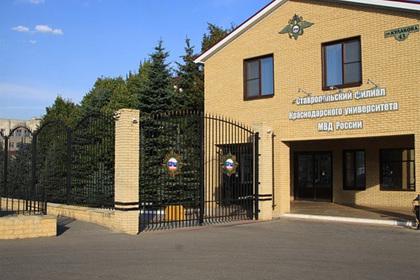 Глава филиала университета МВД России вел дневник о деятельности своей ОПГ