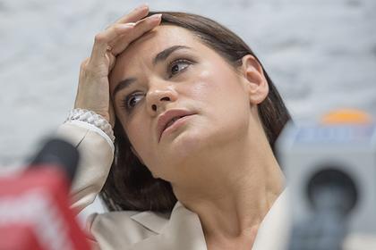 ЦИК отчитался о почти 15 процентах голосов за Тихановскую в Минске
