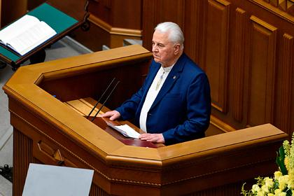 Киев допустил перенос из Минска переговоров по Донбассу