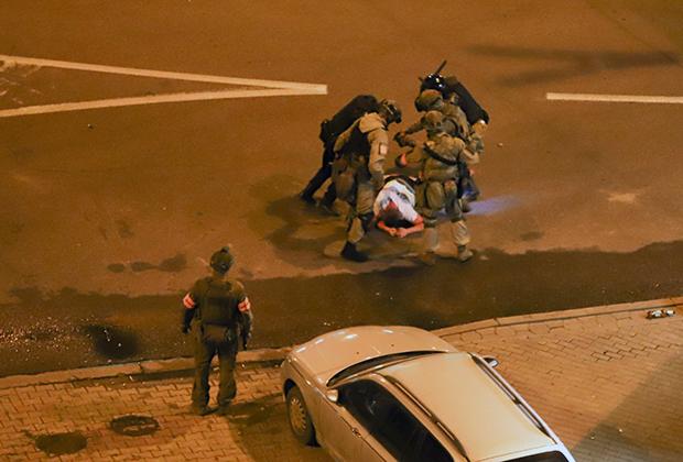 11 августа, Минск
