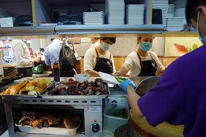 Китайцев ограничат в еде