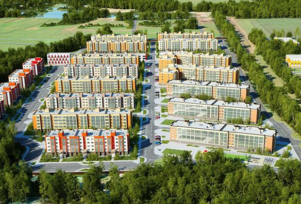 ЖК «Михайловка Green Place»
