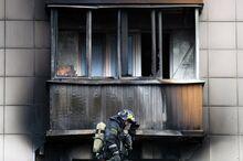 Жители российского города лишились кухни после ремонта крыши