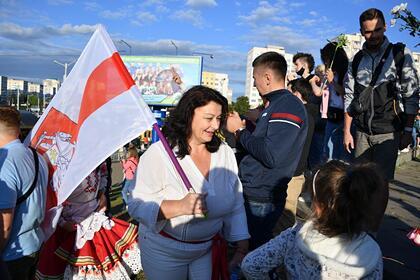Глава МВД Белоруссии высказался о революции
