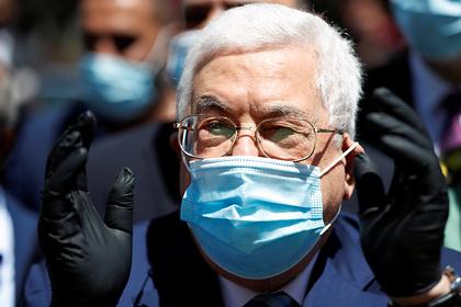 Палестина отреагировала насоглашение Израиля, ОАЭ иСША